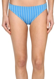 Vince Camuto Port Vila Stripe Classic Bikini Bottom