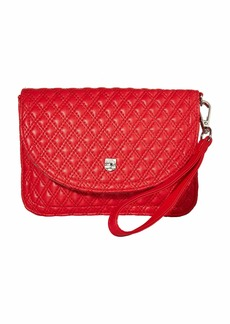 Vince Camuto Quilted PU Belt Bag