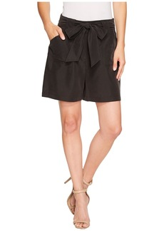 Vince Camuto Self Belt Patch Pocket Shorts