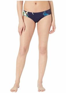 Vince Camuto Shirred Smooth Fit Cheeky Bikini Bottoms