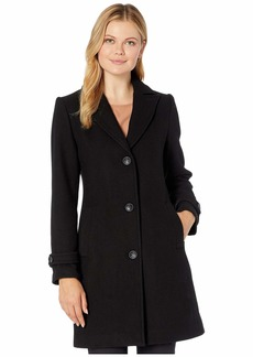 Vince Camuto Single Breasted Wool Coat V29723