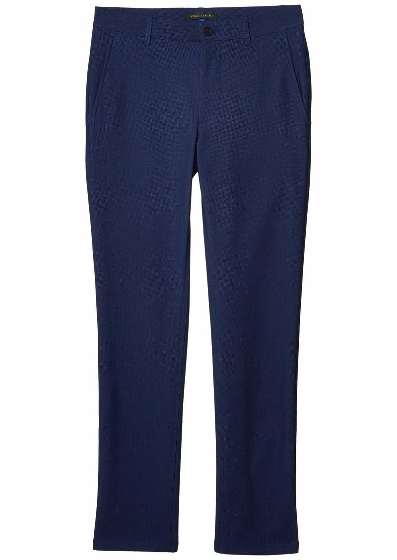 Vince Camuto Slim Fit Solid Pants