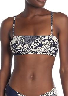 Vince Camuto Square Neck Bikini Top