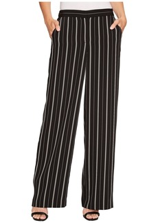 Vince Camuto Stripe Pull-On Pants