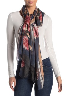 Vince Camuto Sweet Life Floral Wrap