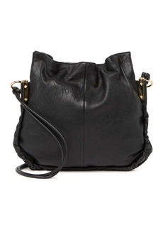 Vince Camuto Tally Leather Shoulder Bag
