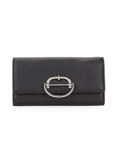 Vince Camuto Textured Leather Continental Wallet