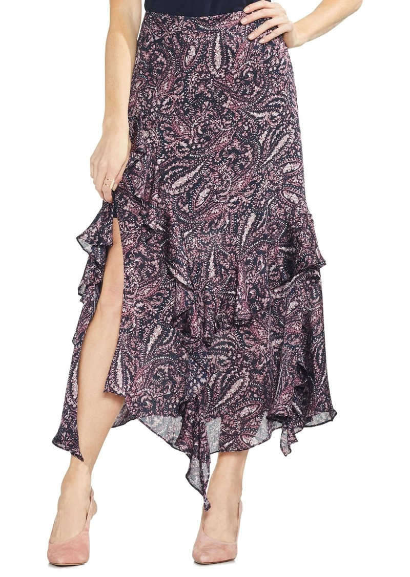 Vince Camuto Tiered Ruffle Skirt (Regular & Plus Size)