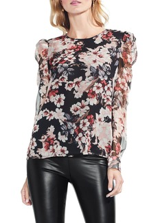 Vince Camuto Timeless Blooms Top