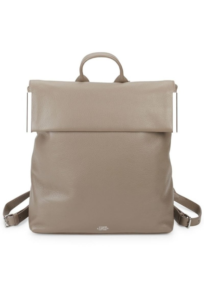 Vince Camuto Tina Leather Backpack