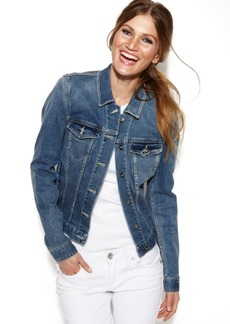 Two by Vince Camuto Classic Denim Jacket