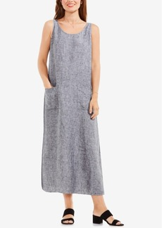 Two by Vince Camuto Linen Maxi Dress