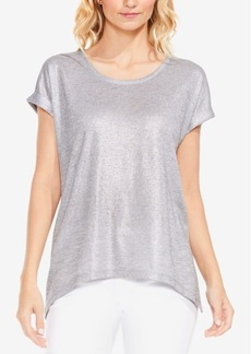 Two By Vince Camuto Metallic T-Shirt
