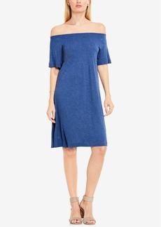 Two by Vince Camuto Off-The-Shoulder Knit Dress