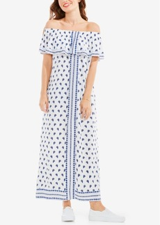 Two by Vince Camuto Off-The-Shoulder Maxi Dress