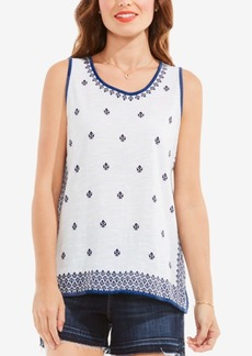 Two by Vince Camuto Printed Tank Top