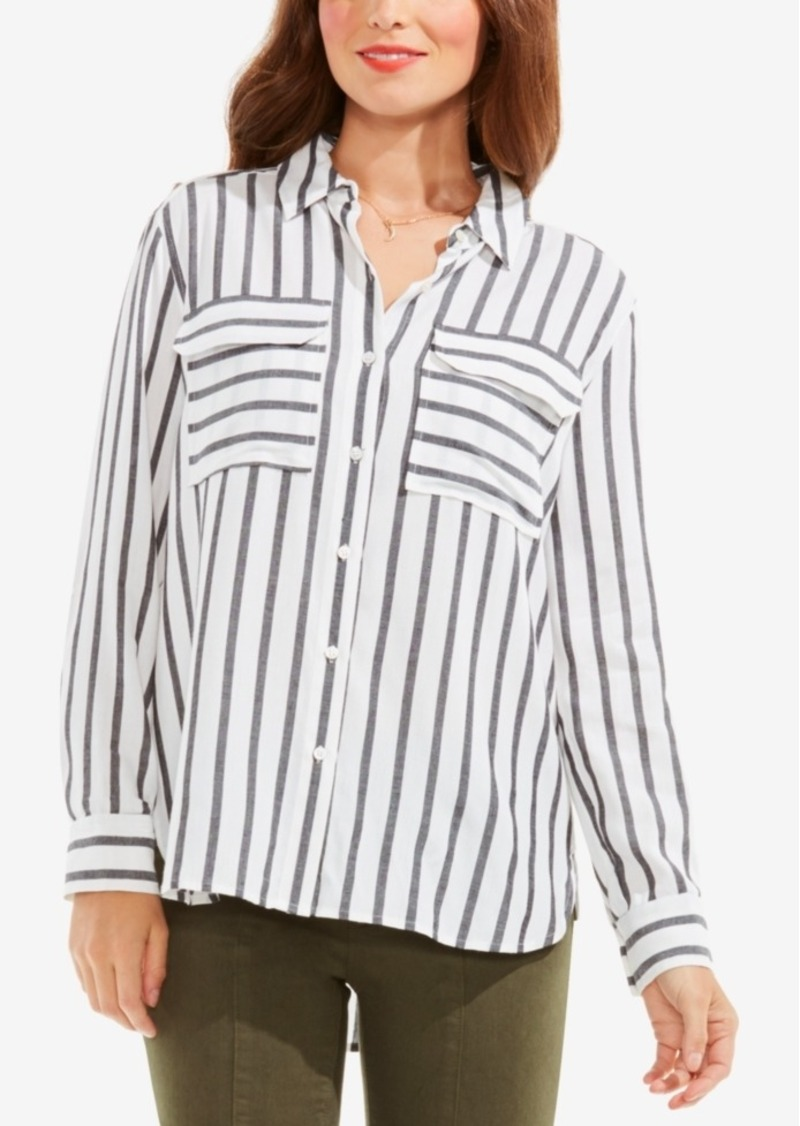 24ed8ae672a SALE! Vince Camuto Two By Vince Camuto Striped Shirt