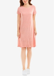 Two by Vince Camuto Striped T-Shirt Dress