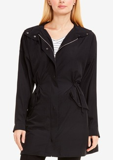Two by Vince Hooded Utility Jacket
