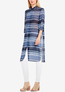 Two by Vince Striped Tunic