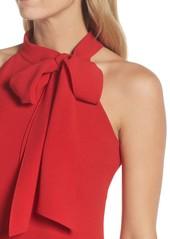 986f106e0fe SALE! Vince Camuto Vince Camuto Halter Tie Neck A-Line Dress