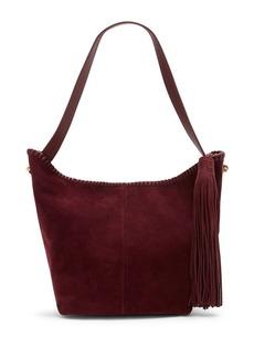 VINCE CAMUTO Aiko Leather Hobo Bag