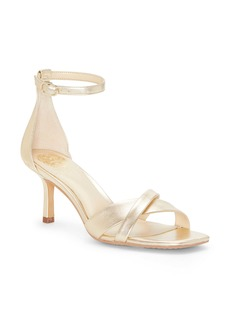 Vince Camuto Sarriss Ankle Strap Sandal (Women)