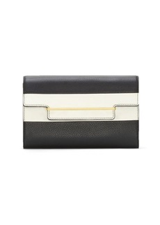 Vince Camuto Aster Leather Clutch