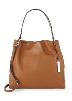 Vince Camuto Axton Leather Hobo Bag