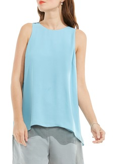Vince Camuto Back Pleat Blouse