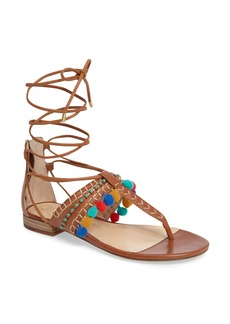 Vince Camuto Balisa Embellished Lace-Up Sandal (Women)
