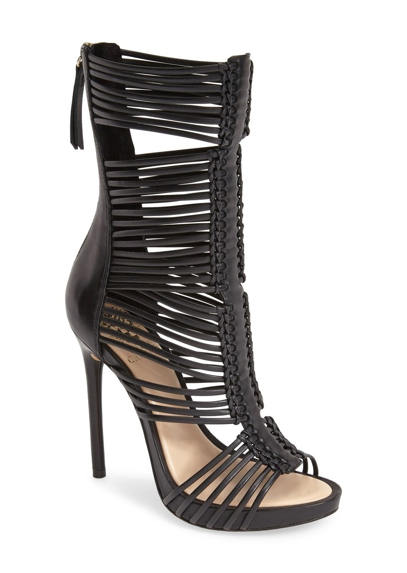 Vince Camuto Vince Camuto Barbara Strappy Caged Leather