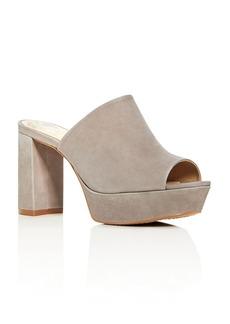 VINCE CAMUTO Basilia Platform Slide Sandals