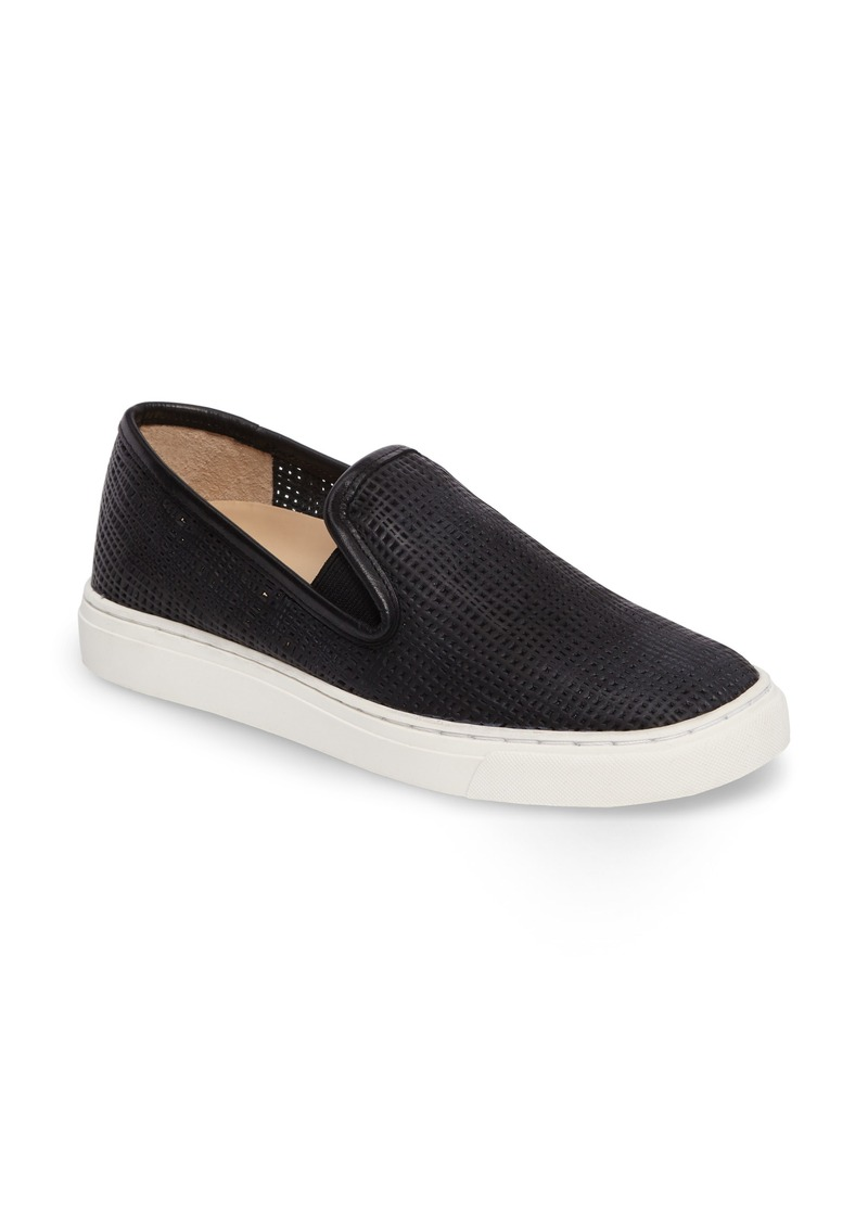 440358e2daf Vince Camuto Vince Camuto Becker Perforated Slip-On Sneaker (Women ...