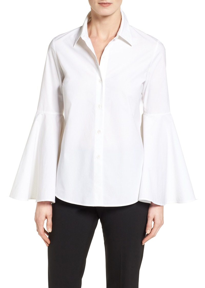 Vince Camuto Bell Sleeve Shirt (Regular & Petite)