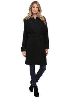 Vince Camuto Belted Long Soft Sweater Wool J1111