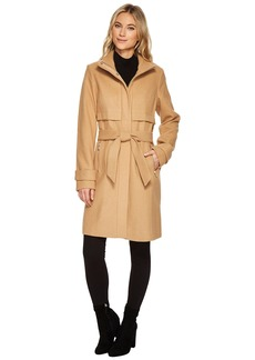 Vince Camuto Belted Wool Coat N1121