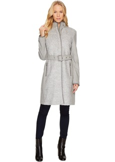 Vince Camuto Belted Wool Coat N1151
