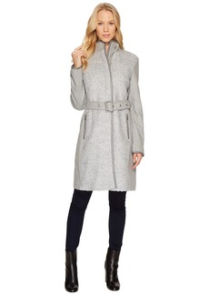 Vince Camuto Belted Wool Coat N1151