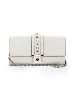 Vince Camuto Bitty Leather Clutch