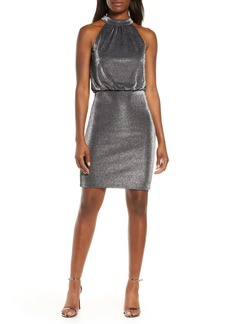 Vince Camuto Bloused Cocktail Dress