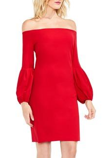 Vince Camuto Blouson Sleeve Dress