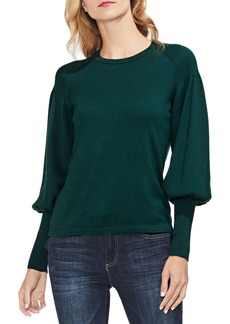 Vince Camuto Blouson Sleeve Sweater