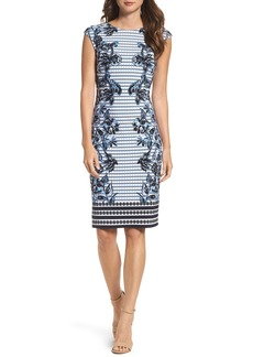 Vince Camuto Body-Con Dress
