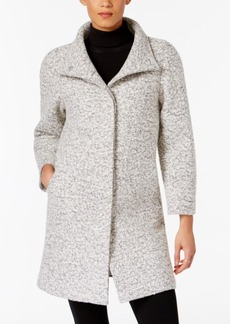Vince Camuto Boucle Walker Coat