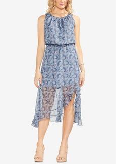 Vince Camuto Boutique Floral Blouson Dress