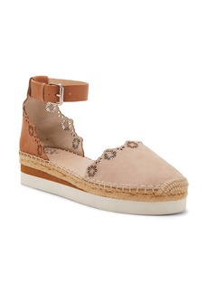 Vince Camuto Breshan Ankle Strap Espadrille Wedge (Women)