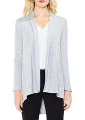 Vince Camuto Brushed Jersey Cardigan (Regular & Petite)