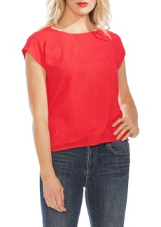 Vince Camuto Burnout Front Top