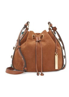 Vince Camuto Cab Leather Bucket Bag